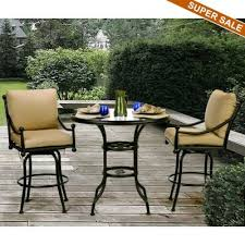 Bar Height Patio Set With Swivel Chairs 31 Best Bar Height Patio Chairs Images On Pinterest Patio Chairs