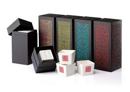 tea gift sets lantern leaf branding taiwan centennial blessing tea gift set