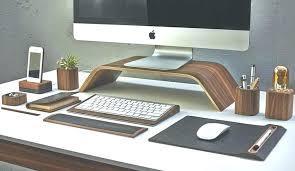 modern office accessories desk canada canad