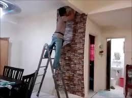 cara pasang wallpaper korea wallpaper installation
