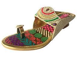 Wedding Shoes Amazon Women Indian Shoes Ethnic Shoes Wedding Shoes Party Shoes Khussa