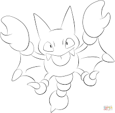 umbreon coloring page kids coloring