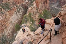 zion national park rescues on the rise tips for safe adventures