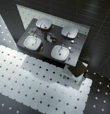 octagon marmol white 200 x 200 floor tile by equipe wall tiles