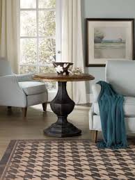 Accent Living Room Tables Hooker Furniture Living Room Sanctuary Round Accent Table 5402 50001