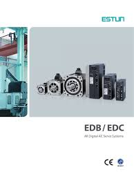 servomotor edb edc en servomechanism power supply
