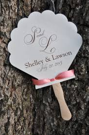 wedding program fan wording fan wedding programs shelley wiregrass weddings