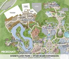 halloween horror nights map 2016 micechat disneyland resort features star wars expansion star
