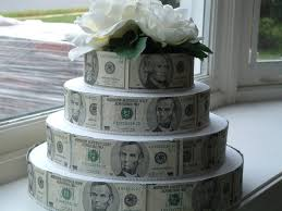 money cake designs how to make a birthday cake out of money