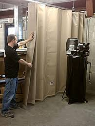 Sound Barrier Curtain Sound Dampening Curtains Acoustic Curtains Noise Reduction