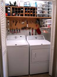 Small Laundry Room Storage Solutions by Small Laundry Room Storage Solutions Home Design Ideas