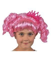 lalaloopsy costumes lalaloopsy sparkles wig kids costumes kids