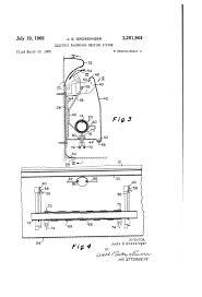 baseboard cadet f series almond baseboard load transfer volt