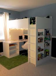 Ikea Boys Bedroom Best 25 Loft Bed Ikea Ideas On Pinterest Ikea Loft Kids Room