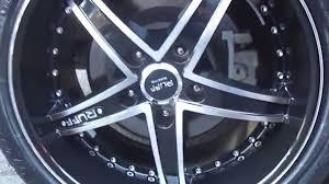 nissan 350z lug pattern hillyard custom rim u0026tire nissan 350z rolling on 18 staggered rims