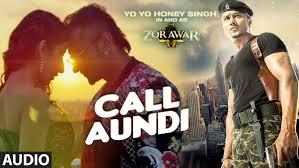 call audi call aundi song zorawar yo yo honey singh t series