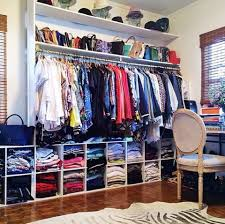 how to organize sweaters in your closet like a blogger fashion