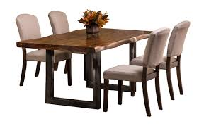 Essential Home Hayden 5 Piece Upholstered Dining Set by 5 Piece Dining Room Sets 5 Piece Dining Set With Leg Table And