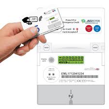 pre pay card emlite mp21 rfid pre payment 100a single phase card meter prepay