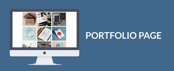 creating a portfolio page kadence themes