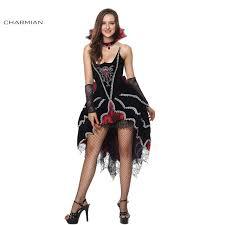 Hannah Montana Halloween Costume Aliexpress Buy Charmian Gothic Medieval Vampire