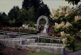Vandusen Botanical Garden Wedding Vandusen Garden Wedding City Of Vancouver Archives