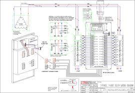 changeover switch wiring diagram wiring diagram byblank
