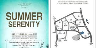 lumiere residences open house on march 12 2016 u2013 get dmci