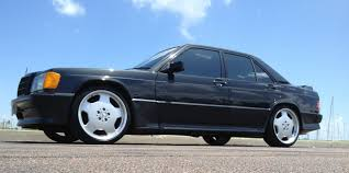 lowered mercedes 190e renntech archives german cars for sale blog