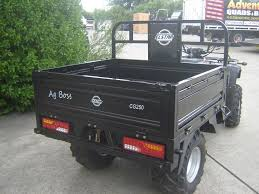 elstar ag boss 250cc full manual farm quad with cargo tray thornton
