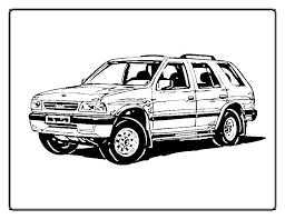 happy car coloring sheets coloring book 3096 unknown