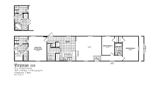 2 bedroom mobile home plans beautiful 2 bedroom bath mobile home floor plans inspirations also