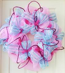 mardi gras outlet deco mesh party ideas by mardi gras outlet pink deco mesh wreath