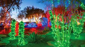 ethel m chocolate factory las vegas holiday lights holiday limo service to ethel m chocolates holiday cactus garden