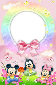 baby frame with mickey mouse gallery yopriceville high