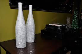 silver wine bottles carri us home epsom salt wine bottle fail