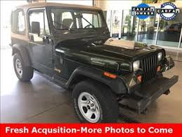jeep wrangler oklahoma city used jeep wrangler 5 000 in oklahoma for sale used cars