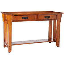 Oak Sofa Table Coaster Home Furnishings 702009 Traditional Sofa Table