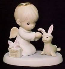 precious moments heaven bless easter seal 456314 ebay