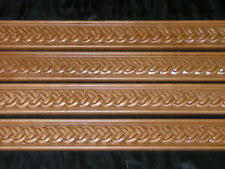 KraftMaid Maple Wood Braid Molding Decorative Moulding Trim BRM8
