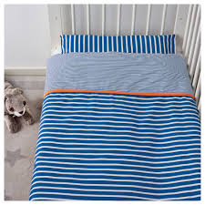 Electric Blue Duvet Cover Skämtsam Crib Duvet Cover Pillowcase Ikea