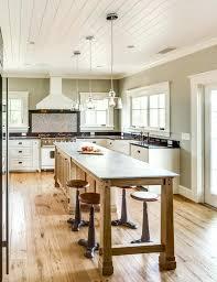 haute pour cuisine table haute pour cuisine avec tabouret fabriquer ses tabouret de