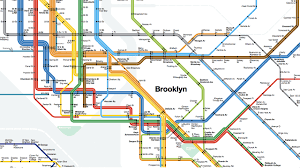 New York Subway System Map by Designing New York City U0027s Perfect Subway System Animal