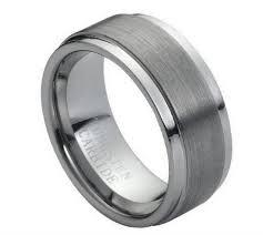 Tungsten Wedding Rings by M 005 Tungsten Wedding Band Tungsten Rings Men U0027s Wedding