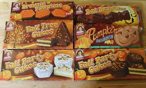 fall halloween images little debbie halloween or fall haul food review youtube