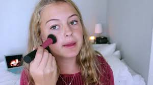 zoella autumn makeup you video tutorial glamour uk 09 36 march favourites 2016