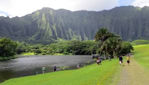 Oahu Botanical Garden by Fishing In Hawaii Is A Fun And Free Way To Enjoy Any Day