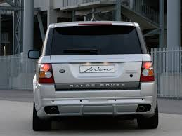 range rover back cool 09 range rover in arden range rover sport rear apron valance