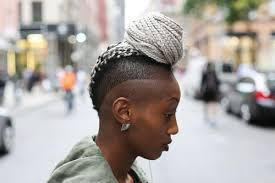 half shaved with braids beauty styles for hair with shaved sides art becomes you
