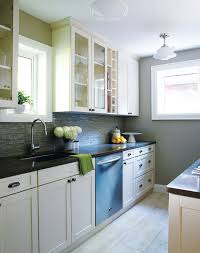 Galley Kitchen Makeovers - kitchen extremely creative galley kitchen galley kitchen makeover